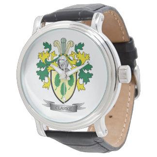 Clarke Coat of Arms Wristwatch
