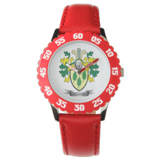 Clarke Coat of Arms Wristwatches