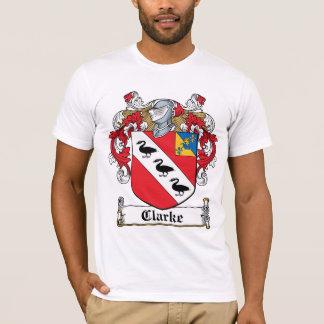 Clarke Family Crest T-Shirt
