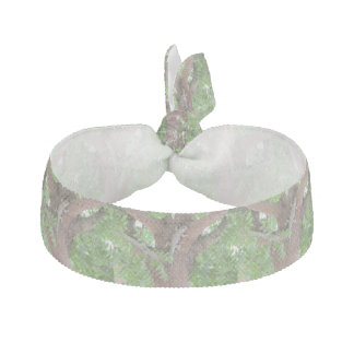 Clark's Spiny Lizard in a Tree Ribbon Hair Ties