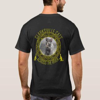 Clarksville Cats Across the River Men's T-Shirt