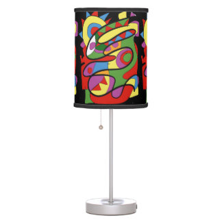 Class A Table Lamp