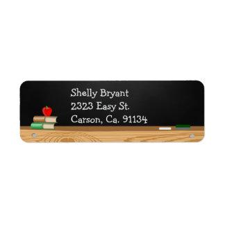 Class Dismissed Chalkboard Teacher Retirement