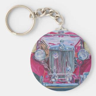Class MG Keychain