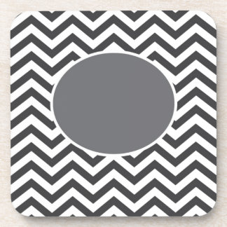 Class monogrammed gifts with your initials drink coaster