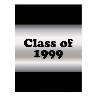 Class of 1999 postcard
