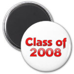 Class of 2008 - Red Magnet