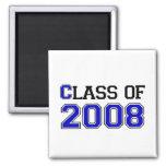 Class of 2008 refrigerator magnet