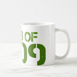 Class of 2009 coffee mug