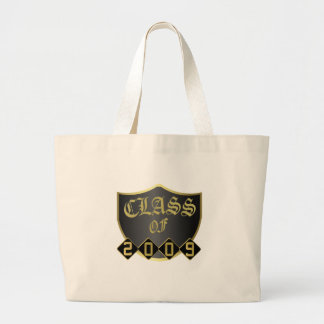 Class of 2009 Custom Postage Stamp Large Tote Bag