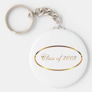 Class of 2009 Graduation Keychain for Seniors