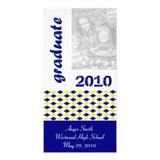 Class of 2010 Graduate Photo Photo Card