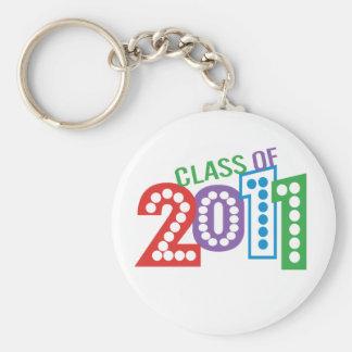 Class of 2011 Celebration Keychain