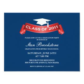 Class of 2011 Graduation Invitation