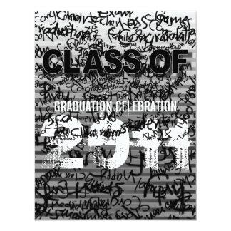 Class Of 2011 Graduation Invitation GG111