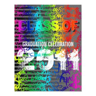 Class Of 2011 Graduation Invitation GM110