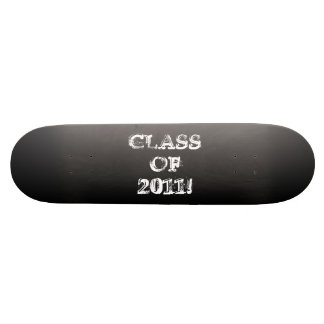 Class of 2011! skateboard decks