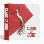 "Class of 2012 Graduation 1"" Photo Album Binders"