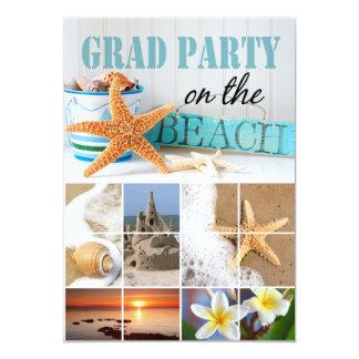 Class of 2012 Graduation Beach Party Card