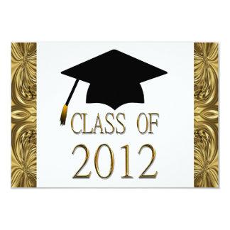 Class Of 2012 Graduation Party Invitations