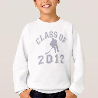 Class Of 2012 Hockey - Grey 2 Sweatshirt