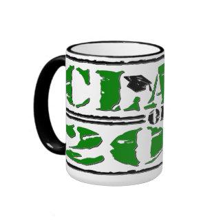 Class of 2012 ringer mug