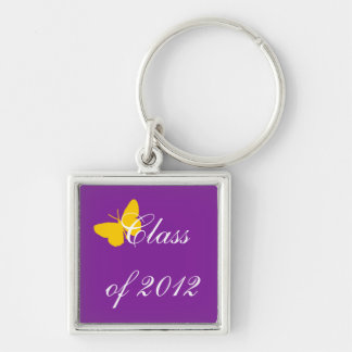 Class of 2012 - Purple and Gold Keychain