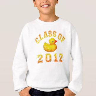 Class Of 2012 Rubber Duckie - Yellow/Orange Sweatshirt