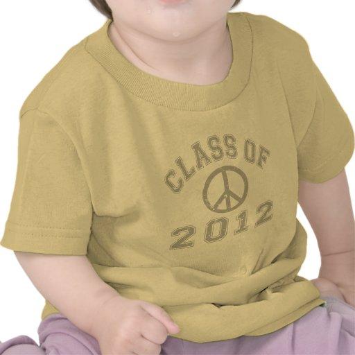 Class Of 2012 Tshirt