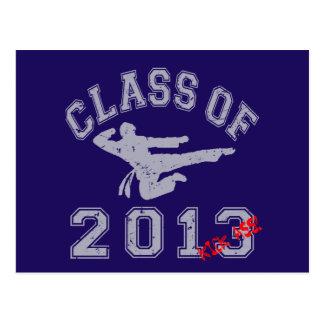 Class Of 2013 Kick-ASS Postcard