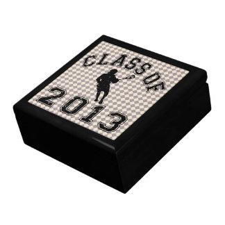 Class Of 2013 Lacrosse Trinket Box
