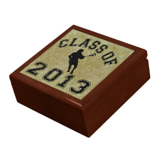 Class Of 2013 Lacrosse Trinket Boxes