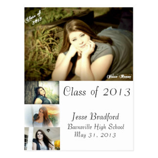 Class of 2013 postcards