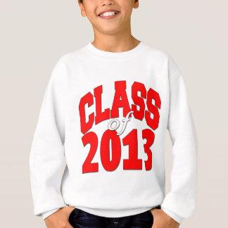 Class of 2013 (red2) sweatshirt
