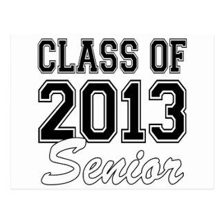 Class of 2013 Senior Postcard