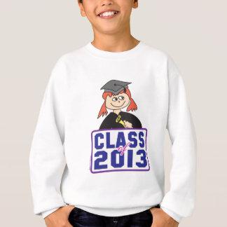 Class of 2013 sweatshirt