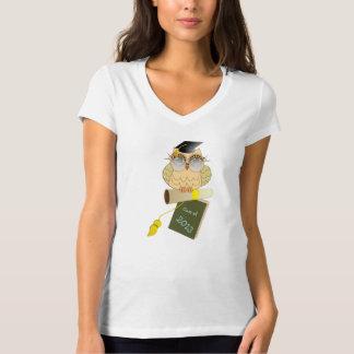 Class of 2013 Wise Owl Garduation T-shirt