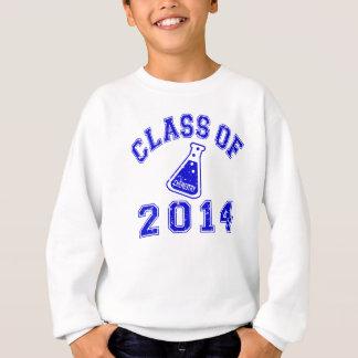 Class Of 2014 Chemistry Sweatshirt