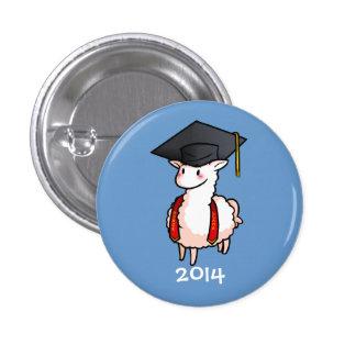 Class of 2014 Llama Button