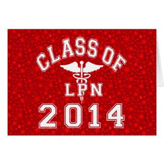 Class Of 2014 LPN Cards