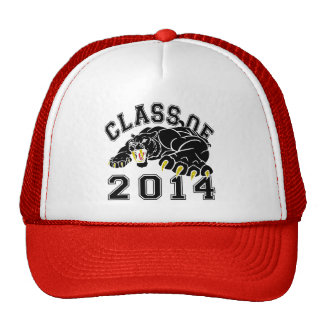 Class Of 2014 Saber-Tooth Tiger Trucker Hat