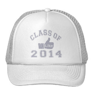 Class Of 2014 Thumbs Up Hat
