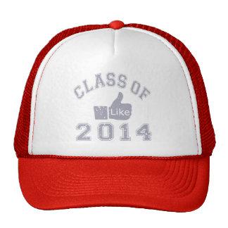 Class Of 2014 Thumbs Up Trucker Hats