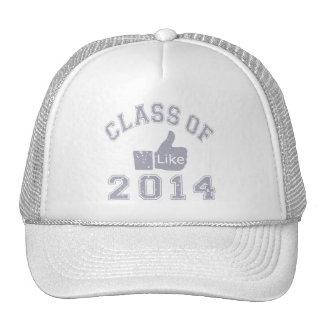 Class Of 2014 Thumbs Up Trucker Hat