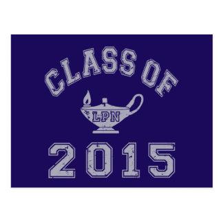 Class Of 2015 LPN Postcard