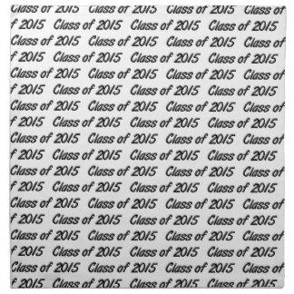 CLASS OF 2015 NAPKINS