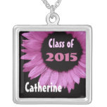 Class of 2015 or Any Year Sunflower Name Gift V3