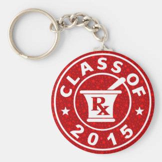 Class Of 2015 Pharmacy Keychain