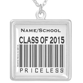 Class of 2015 Priceless - Necklace