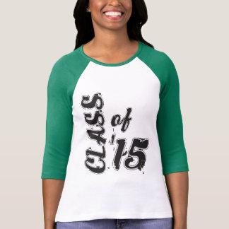 Class OF 2015, Senior Class '15 Grunge T-Shirt